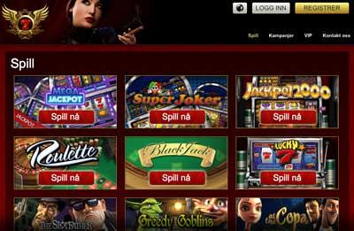 7 Red Casino skjermbilde