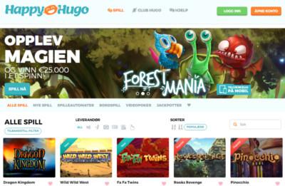 Happy Hugo skjermbilde