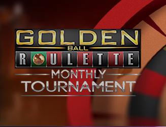 Golden Ball turnering hos Energy Casino