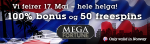 Norske Spill feirer 17. mai