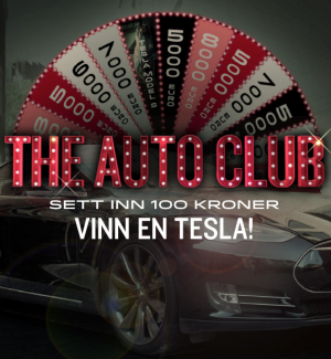 Vinn en Tesla S - Casino-til-iPad.com